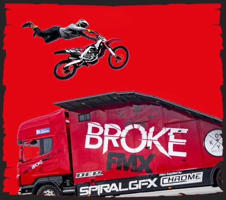 Broke FMX